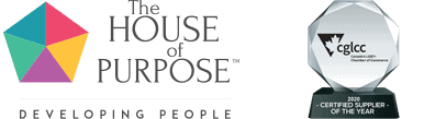 The House of Purpose Logo